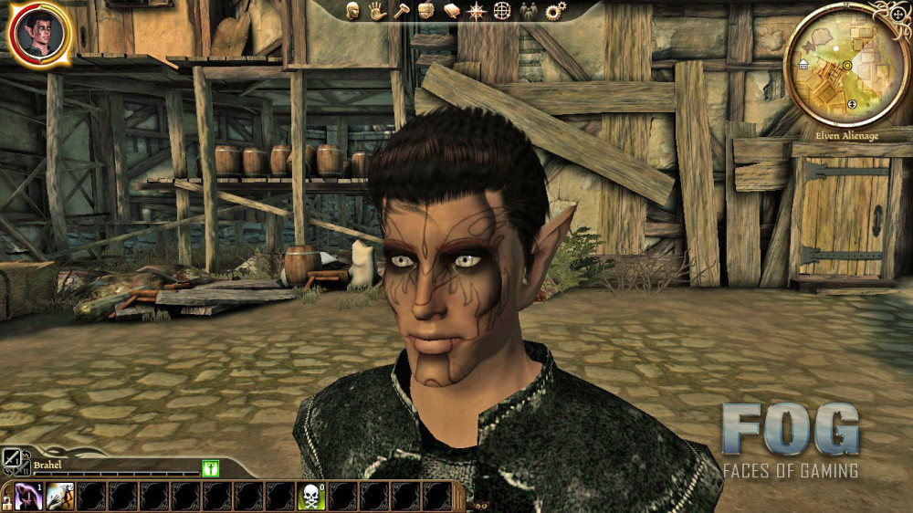 Browse Dragon Age's most recently submitted Character Creations