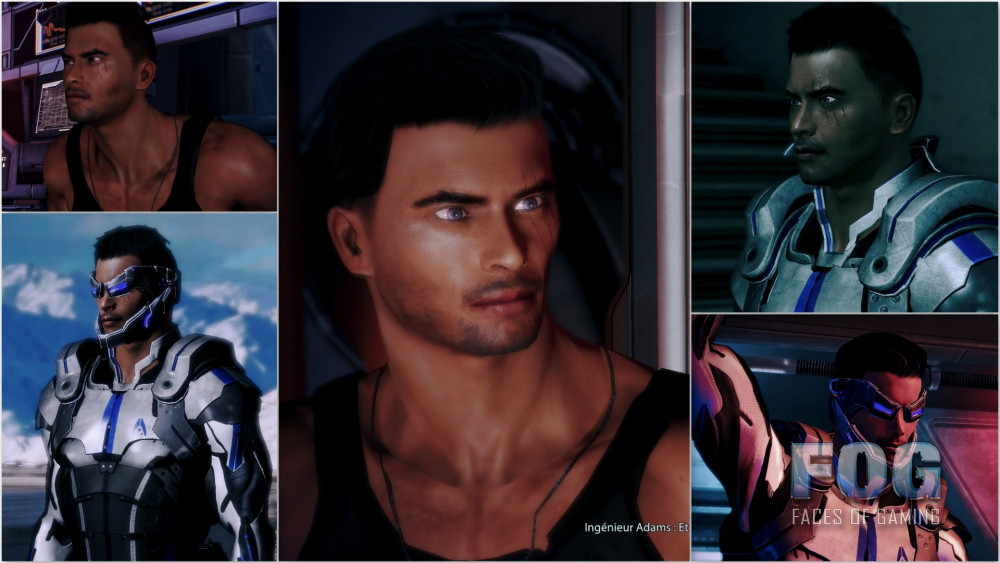 Mark Shepard posted by Noctis based on Mark Dacascos