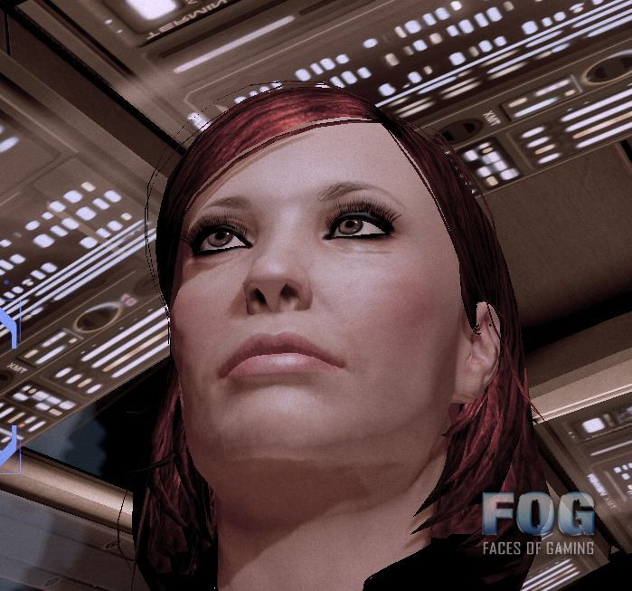 Mori Shepard posted by thelordismyShepard