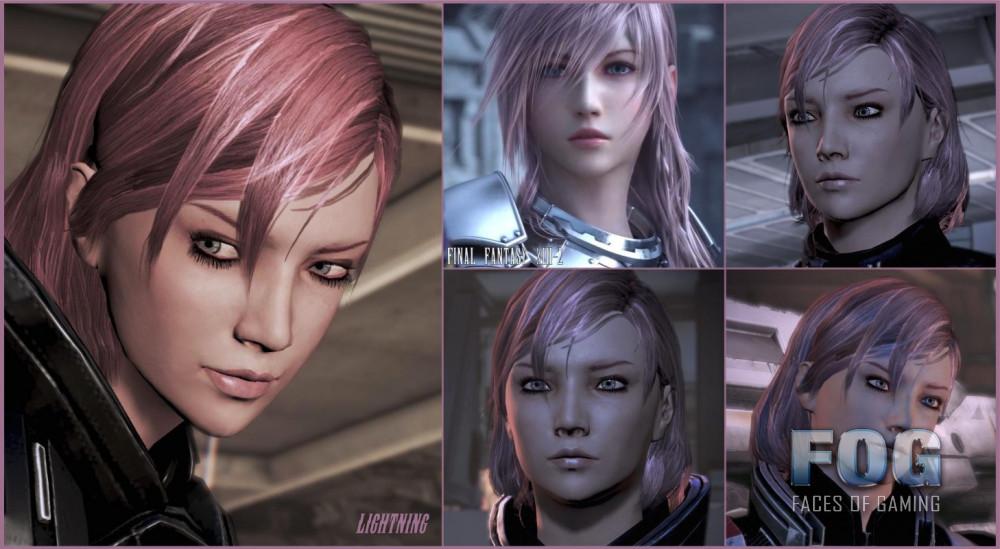Lightning Shepard posted by JRsV based on ME2 Lightning Shepard